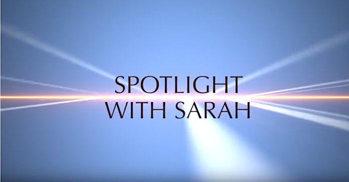 Spotlight With Sarah: Featuring Sabrina Baker