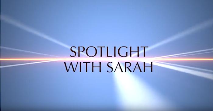 Spotlight With Sarah: Featuring Dana Mayhew