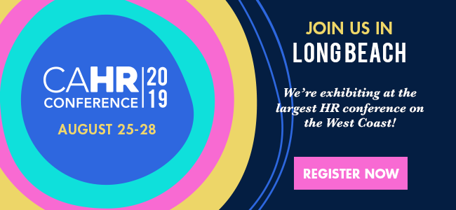 Attend the 2019 California HR Conference!