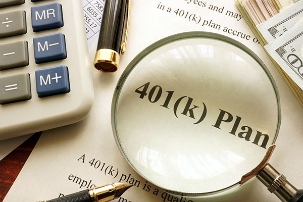 Compliance Check-in: Got 401K?