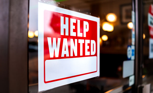 Labor Shortages, Jobless Benefits and Traversing the Road to Recovery